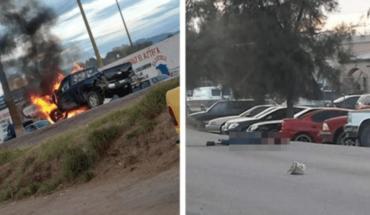 Se registra fuerte tiroteo en Magdalena de Kino (VIDEO)