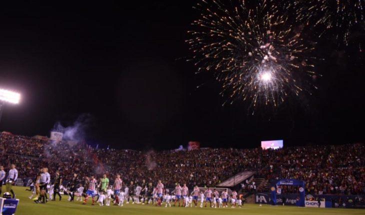 Se termina el partido, San Luis es campeón al vence 4-2 a Dorados