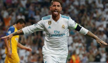 Sergio Ramos logró un sorpresivo récord en 2018, y no tiene que ver con los títulos
