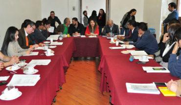 Servicios Parlamentarios capacita a Secretarios Técnicos del Congreso del Estado