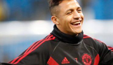Sin Alexis el United terminó el año con goleada sobre el Bournemouth