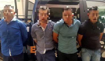 Son vinculados a proceso cuatro involucrados en robo a banco de Uruapan