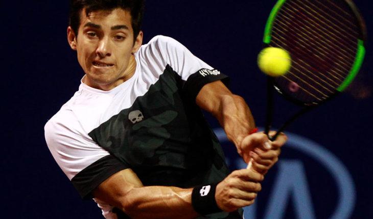 Tenis: Garín abre la nueva temporada para los chilenos en ATP de Brisbane