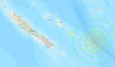 Terremoto de 7.5 impacta a Nueva Caledonia y activa alerta de tsunami