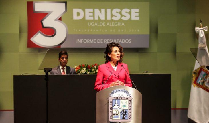 Tlalnepantla tiene finanzas sanas y liquidez, destaca la alcaldesa
