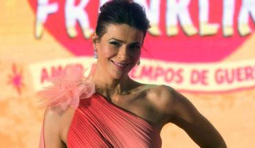 """Tonka Tomicic: """"Yo estoy con una persona diferente a mi mundo (…) que no está enmarcado a lo clásico"""""""