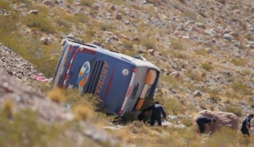 "Tragedia en Mendoza: ""El chofer nos dijo que se quedó dormido"""