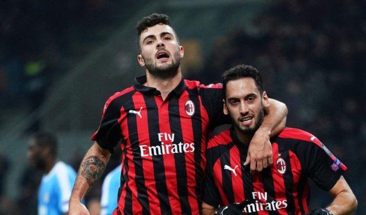 Transmisión en vivo: AC Milan vs Parma   Serie A 2018-19, fecha 14