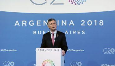 Tras el G20, Macri brindará una conferencia de prensa