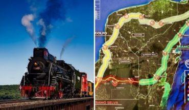 Tren Maya inicia mañana domingo trayecto hacia la realidad