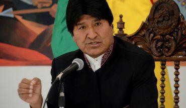 Tribunal Electoral de Bolivia habilitó a Evo Morales para repostular a la presidencia