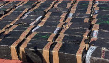Ubican aeronave con más de una tonelada de cocaína en QRoo