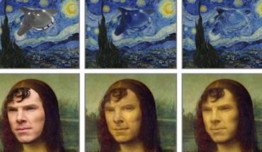 Una IA fusiona imágenes con obras maestras de forma realista