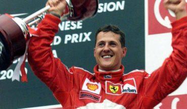 Una exposición y una aplicación por los 50 años de Schumacher
