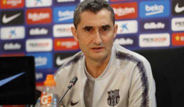 Valverde admite que Murillo no era la primera opción del Barcelona