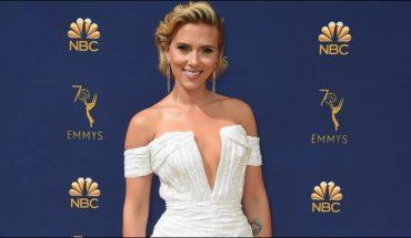 ¿Scarlett Johansson anduvo paseando por Buenos Aires?