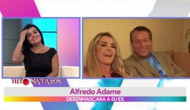 Alfredo Adame habló de su ex Susan | Vivalavi
