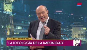 """""""Argentina es un cambalache""""   PALABRA DE LEUCO"""