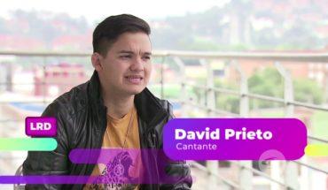 David Prieto, un cantante que busca revolucionar la música urbana