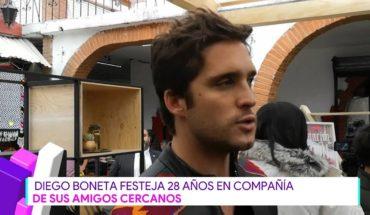 Diego Boneta festeja sus 28 años | Vivalavi