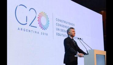 G20: Las reuniones bilaterales de Macri