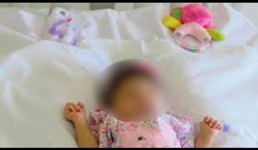 Inédito trasplante a una nena de 27 días