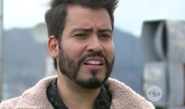 La Red: Jair Santrich busca saber la verdad sobre su hermano fallecido   Caracol Televisión