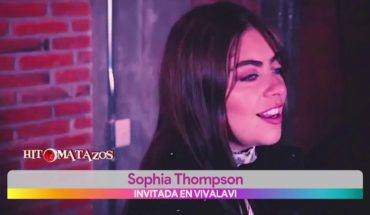 Sophia Thompson invitada en Vivalavi | Vivalavi