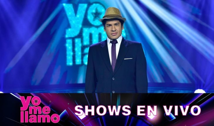 Yo Me Llamo Julio Jaramillo – Un Disco Más – Shows en Vivo
