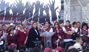 Vigilaremos el gobierno de Martha Erika: Barbosa