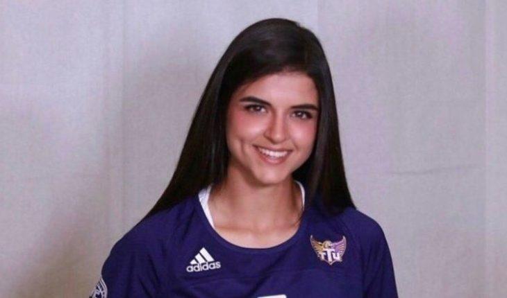 Viviana Michel, la nueva jugadora del América que cautiva en redes sociales