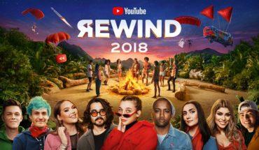 YouTube Rewind 2018 es oficialmente el video más odiado de internet