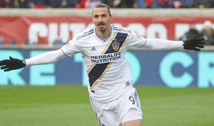 Zlatan Ibrahimovic revela su improvisado 'dream team'