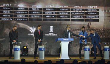 ¿Qué rivales tendrán los argentinos en la Copa Libertadores 2019?