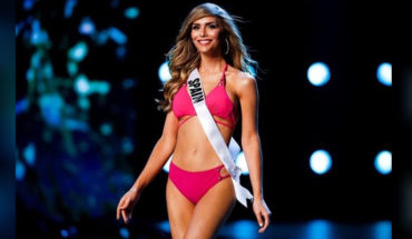 Ángela Ponce queda fuera del concurso de belleza Miss Universo 2018