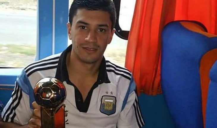 2 years without Matías Kruger, the footballer's mouth who died electrocuted in the subway
