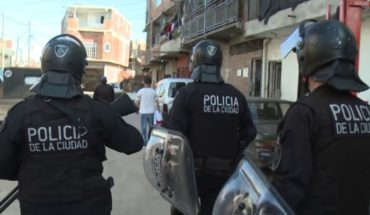 """A judge banned the city police to apply the """"Bullrich doctrine"""""""