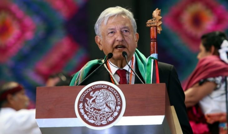 AMLO prohibits officials live with suppliers