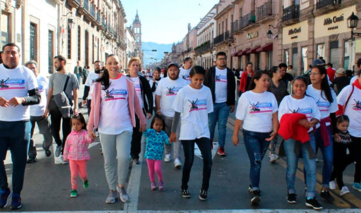 Adriana Hernández is committed to continue working for the inclusion in Michoacan Morelia