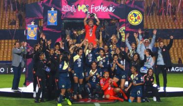 América se proclama campeón de la Liga MX Femenil