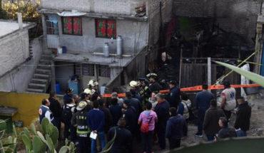 Aplicación directa de fuego a algún material flamable, causa del incendio en Iztapalapa: PGJ