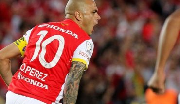 At the age of 37, the Argentine Omar Pérez Argentine midfielder returns to Independiente Santa Fe