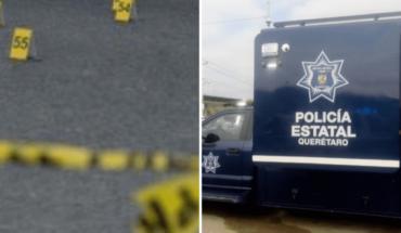 Atacan a balazos a tío y sobrino en llantera de Querétaro