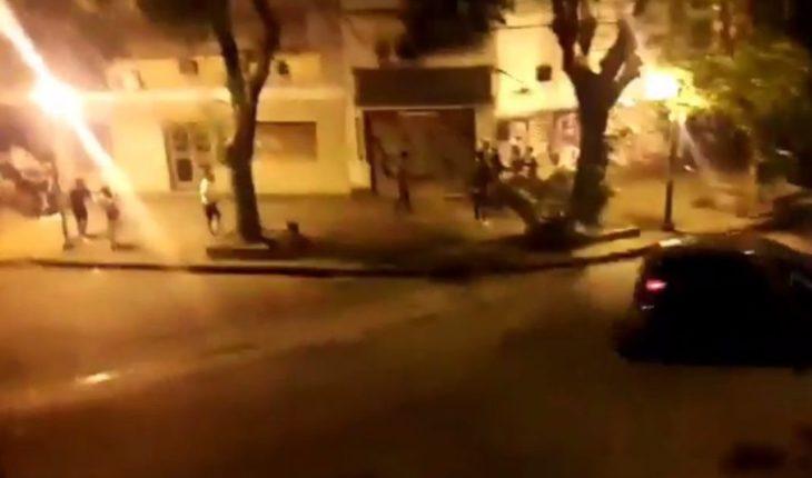 Batalla campal durante la Nochebuena en La Plata: funcionario apuñalado