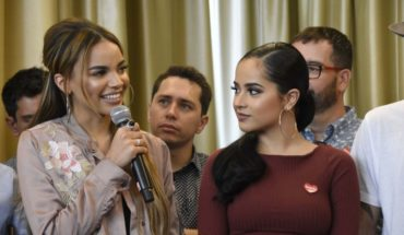 """Becky G and Leslie Grace said that it was a """"privilege"""" and an """"honor"""" have been in the Telethon"""