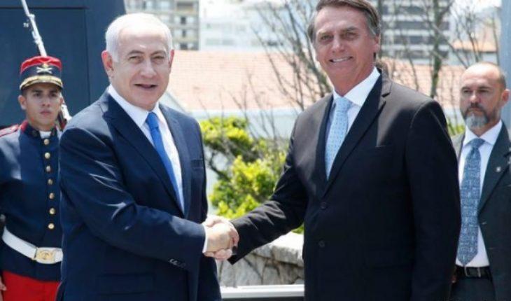 Bolsonaro y Netanyahu acuerdan una alianza estratégica