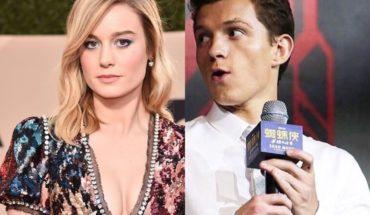 Brie Larson se postula para el papel de Spider-Man: ¿qué dirá Tom Holland?