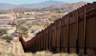 Cámara de Representantes de EU aprobó la financiación del muro fronterizo con México