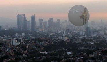 Calidad del aire en la Ciudad de México es mala este lunes