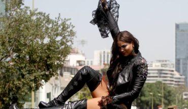Camila Recabarren desea ser alcaldesa de La Serena